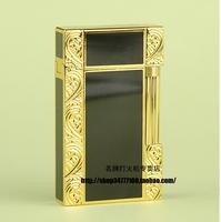 International brands are Peng Lang STDupont/lighter gold carve patterns or designs on woodwork luxury