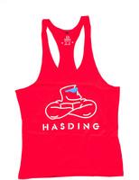 2014 High Quality Cotton Mens Superman Red GymTank Top Vests Bodybuilding Singlets Shirt Stringer Sport  Fitness Vest Hot