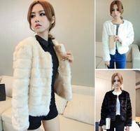 2014 Autumn new Korean women's fashion coat OL  long-sleeved solid color Short jacket female Coat