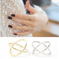New Fashion jewelry hollow Three-dimensional finger ring gift for women girl wholesale R4123