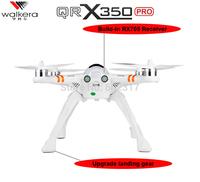 2014 Newest Walkera Qr X350 Pro Drone 6ch Brushless Devo 10 F12E Transmitter RC Quadcopter RTF BNF iLook plus camera FPV VS H500