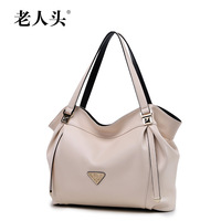 LAORENTOU high quality women handbag 2014 genuine leather bag women famous brands shoulder bags fashion wristlets designers tote