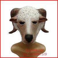 x156 show props Bar masquerade mask animal masks Sheepshead sets sheep mask headgear masks