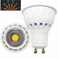 100pcs GU10 LED Bulb Spotlight Lamp AC85-265V GU10 MR16 LED Spot light lighting COB 8W CE RoHS 2years warranty