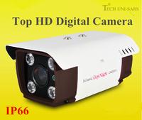 960P CCTV Camera 6mm lens Network digital high-definition cameras 1.3 million pixels Waterproof IP66