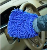 Super Mitt Microfiber Car Wash Washing Cleaning Gloves Car Washer Wholesale free shipping