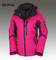 Free Shipping Winter Jacket Women Sport Brand Ski Coat Waterproof Fashion Climbing Suit Outerwear Women Clothing