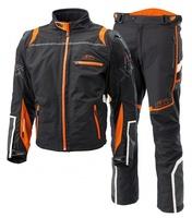 2015 KTM pegscratch evo jacket racing suit waterproof fabric - motorcycle jackets + pants /suit /5 protectors