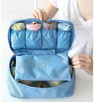 Underwear pouch Travel versatile finishing bra underwear storage bag portable bag toiletry kits Free Shipping