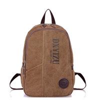 Manufacturers of the new retro Korean fashion canvas shoulder bag student bag printing bag outdoor sports bag cc44