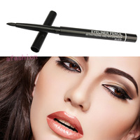 Hot selling  Makeup Rotary Retractable  Waterproof Automatic Eyeliner Pencil  Beauty Eye Liner Pen Free shipping