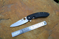 Spyderco Brad Southard folder C156GPBN with ball bearing G10 handle free shipping