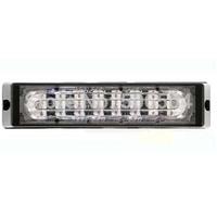 Free Shipping ! 10-30V 8W LED Emergency Surface Mount Warning Light
