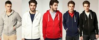 high quality autumn winter coat hoodie polo cardigan thickening movement men leisure coat,Fashion fleece hoodie,men's jacket
