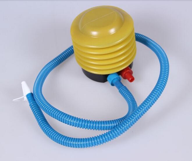 decoration the wedding party arch foot feet pump inflator air blower blow cylinder cylinder compressor gas helium balloon pump(China (Mainland))