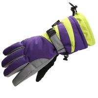 New brand Women skiing gloves unisex Snowboard gloves Windproof Waterproof snow sports ski gloves Snowmobile winter warm gloves