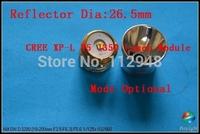 1PC UltruFire 501B CREE XP-L V5 LED OP Flashlight 1350Lumen 5-Mode LED Torch+Free Shipping