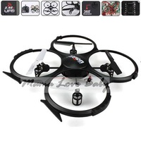 New 2.4Ghz 4ch 6 Axis Quadcopter with Camera RC Helicopter SV005926