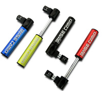 2014 Basecmp Bicycle Pump Mini Portable Bike Tire inflator Air pump Lightly Only 45g 7bar 100psi cycling pump bombas ciclismo