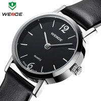 Brand New WeiDe Fashion Women Casual Watch Quartz Movement PU Leather Band Ladies Wrist Watch