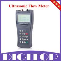 Hot Sale TDS-100H-HM+HS Ultrasonic Flow Meter Flow meter Clamp on Sensor (DN15-700mm) Free Shipping