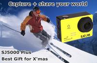 SJCAM SJ5000 Plus 1080P Full HD Action WIFI Camera Sport DV SJ4000 Update Version Ambarella A7LS75 Waterproof Helmet Camera