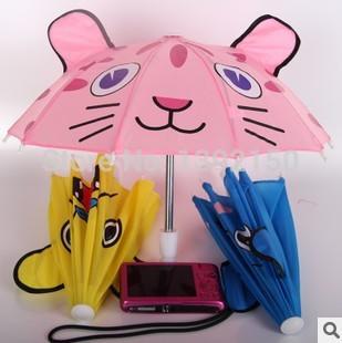 Special offer Children props umbrella Ear umbrella Toy Decorative Mimi umbrella 18 * 10cm Gift(China (Mainland))