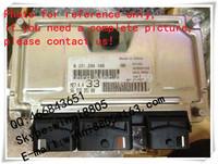 For Dongfeng Peugeot 307  car engine computer board / car pc / Engnine Control Unit (ECU) / 0261208406 / 9651595180