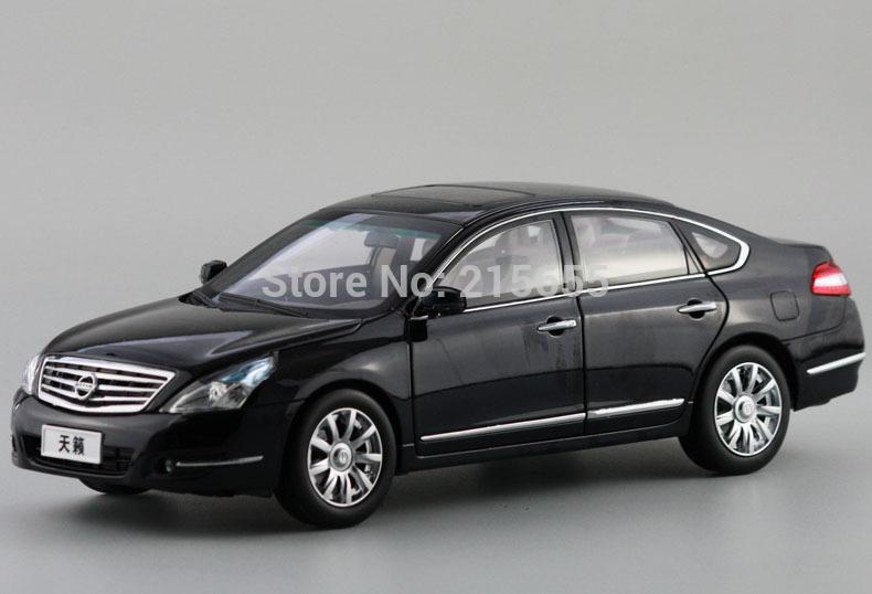 DIE-CAST MODEL,DEALER 1:18,China Nissan NEW TEANA 250XL,BLACK(China (Mainland))