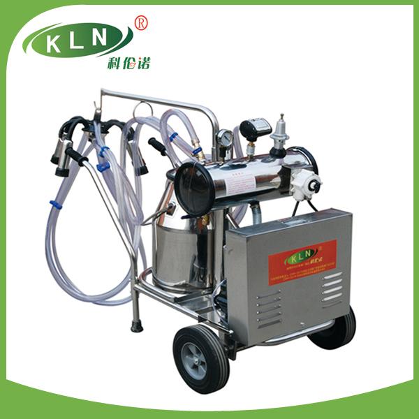 Rotary Vane Vacuum Pump Type Cow Milking Machine(China (Mainland))
