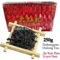 Tea Da Hong Pao AAAAA Oolong Tea 250g Dahongpao Tea Oolong for Weight Loss Chinese Tea Wholesale Free Shipping  UT049