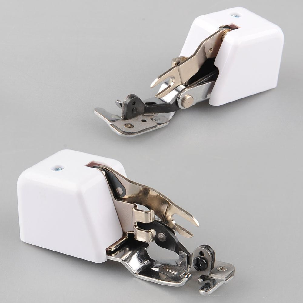 1 Side Cutter Presser Foot Zig Zag Sewing Machine For Brother Kenmore free shipping(China (Mainland))