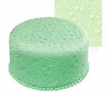 2015 nova limitada grátis frete Ce / ue ferramentas de transporte da padaria do queque bolo molde padrão de flores em relevo esteira de cozimento cortador de biscoitos(China (Mainland))