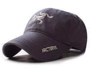 Free Shipping Fashion hip hop Sports ARC Birds Outdoor Golf baseball Caps TERY Snapback bones Hats for X men women