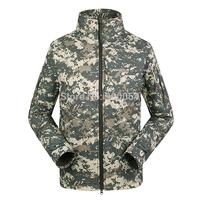 TAD V4.0 shark skin Commander Jackets men military Tactical Jacket winter outdoors Windproof waterproof warm jacket