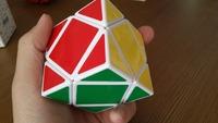 LanLan Skewb Cube white Speed Cube Magic Cube Skweb Puzzle 30pcs/lot!