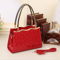 2015 Direct Selling Freeshipping Totes Lady In The Autumn of New Styling Bags Leather Handbag Crossbody Bag A Generation of Fat