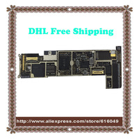 DHL Free shipping - WiFi version original unlock mainboard for ipad 2 Motherboard systemboard Perfect working + free tools!