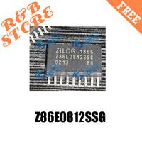 100% brand new high quality 20PCS/LOT Z86E0812SSG Z86E0812SS Z86E0812  sop in STOCK NEW and original  free shipping
