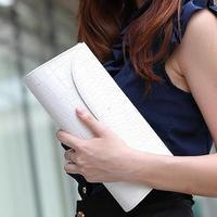Freeshipping Women's handbag day clutch one shoulder cross-body bag chain day clutch bag women's handbag