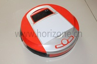 Free Shipping to Russia Robotic bagless vacuum cleaner LCD Display robot cleaner