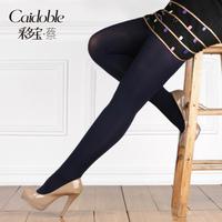 2014 autumn and winter prabhutaratna plus size clothing multicolor mm stovepipe rompers basic elastic stockings k006