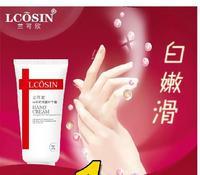 Goat Milk Cream Moisturizing Whitening Hand Mask Remove Dead Skin Horny Hand Care Cream 60G Hnad Care