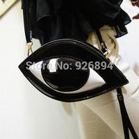 Personalized fashion big eyes new design style clutch evening bag ladies handbag shoulder bag across-body messenger bag 4 colors