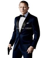 RT-0423 2015 new arrival Business slim flat designer fashion (jacket pants vest) groomsman custom made men suit jacket