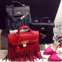High quality New 2014 Fashion Trend Bags Female Handbags Leather Shoulder Messager Bag genuine leather bag