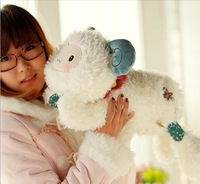 Free Shipping~ Wholesale 1 Pieces  45cm  NEW style goat doll plush toy for girl's valentine gift