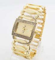 Wholesale women wristwatches ladies fashion Analog quartz watch rhinestone women watches 2014111904