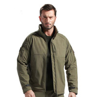 TAD V 4.0 Men Outdoor Hunting Camping Waterproof commander Coats Jackets  Army Coat Outerwear S,M,L,XL,XXL