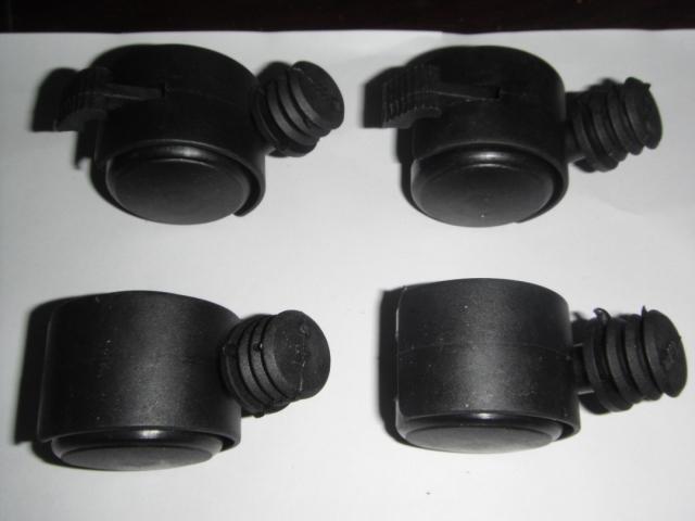 Caster foot tub Footbath caster wheels foot bath foot tub wheel accessories parts(China (Mainland))